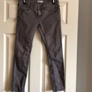 Free People cropped denim jeans. Sz26